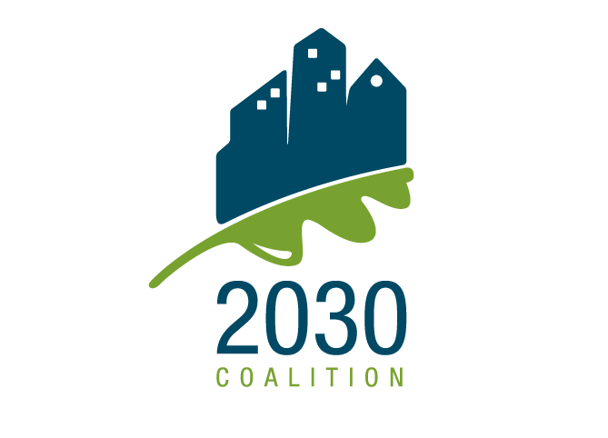 American Institute of Architects, 2030 coalition identity logo