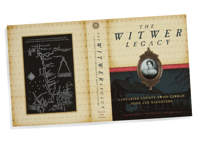 Witwer book cover dust jacket