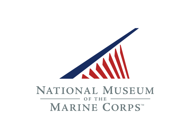 National Museum of the Marine Corps, identity logo