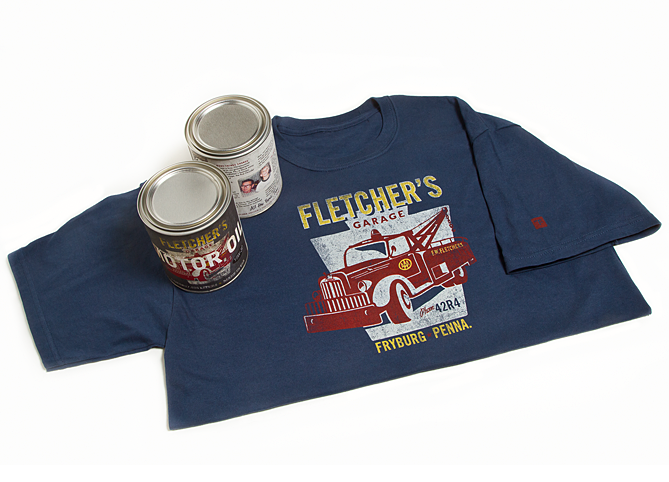 Fletcher's Garage T-Shirt