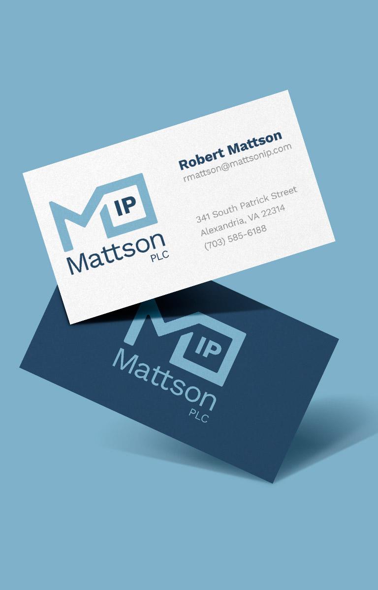 Mattson IP Identity