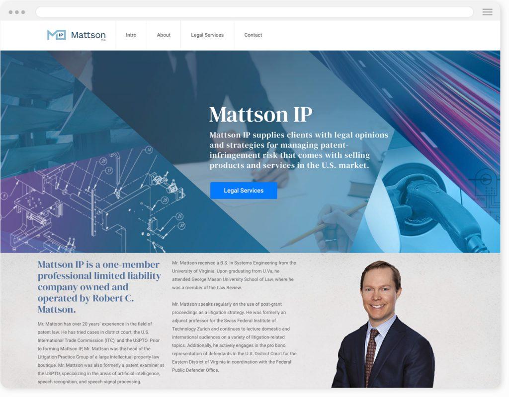 mattsonip.com